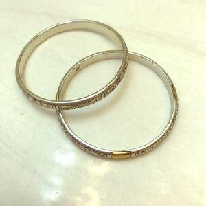 Brighton-Set of 2 bangles